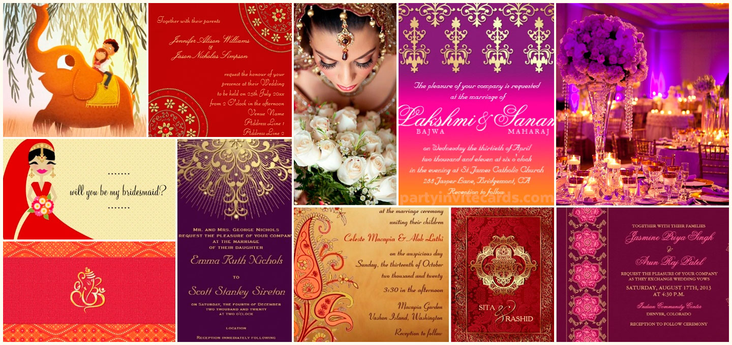 Awesome South Indian Wedding Cards Contemporary - Styles & Ideas ...