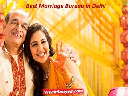 Marriage Bureau | Best Marriage Bureau In India | Vivahsanyog.com