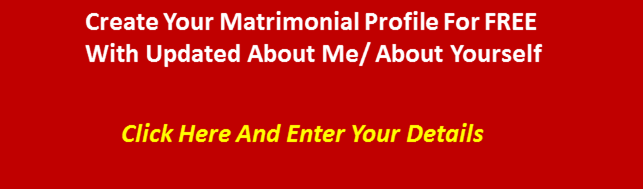 Create Your Matrimonial Profile | Vivahsanyog.com