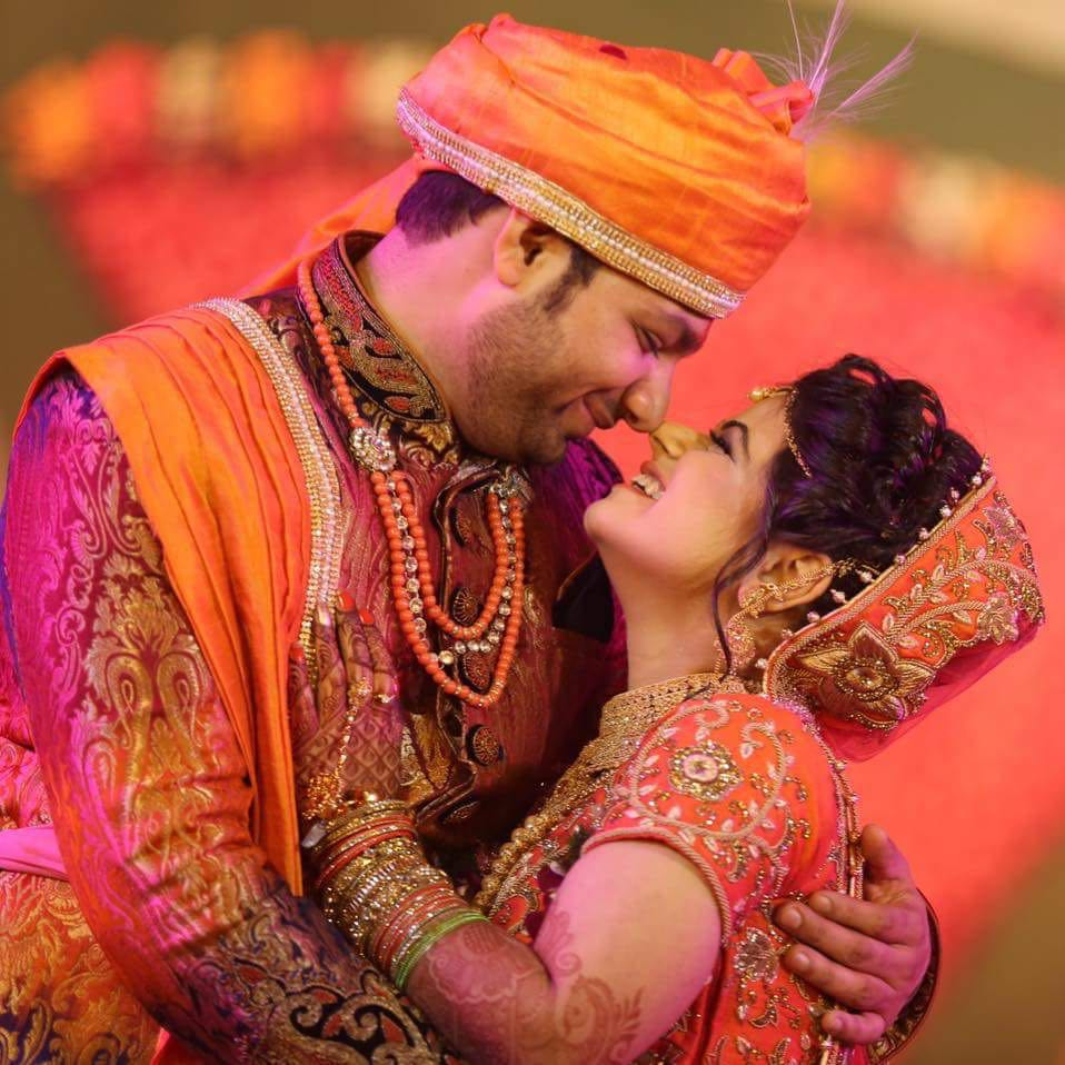 Varun & Mahima | Matched By Vivahsanyog.com